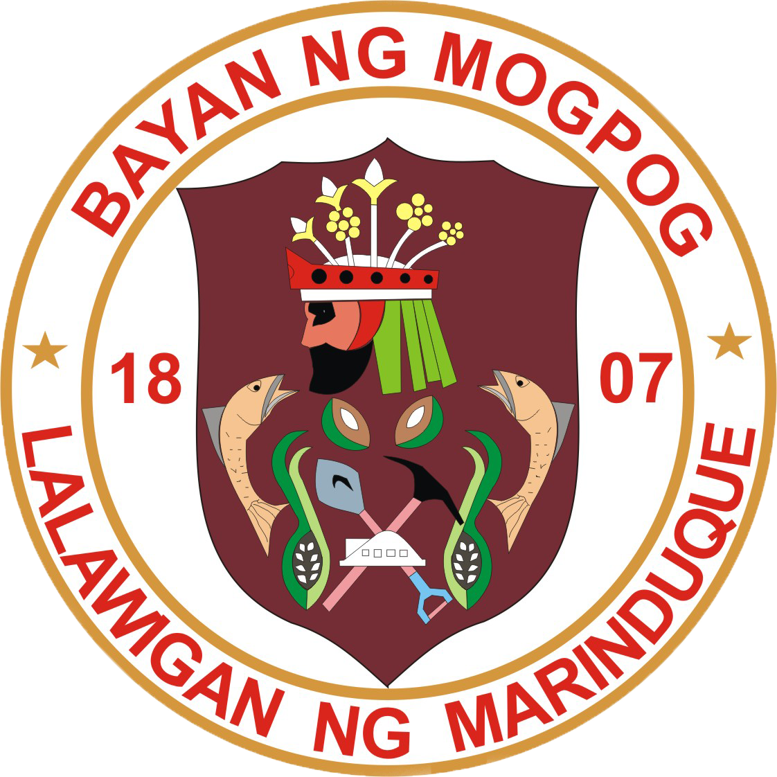 Municipality of Mogpog Official Logo